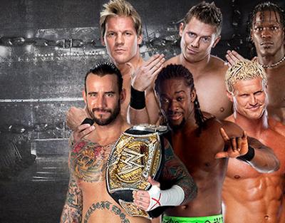 combate de super estrellas del programa RAW
