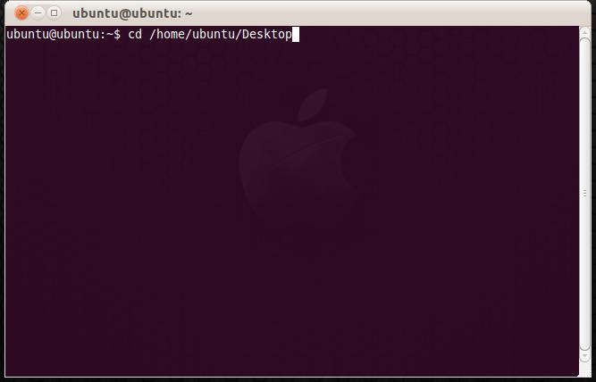 how to run perl script in ubuntu terminal