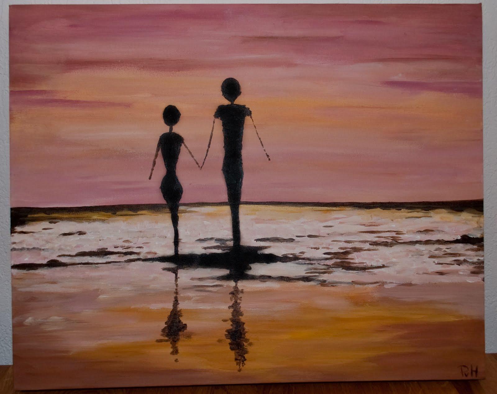 Creatieve tijd: schilderijen