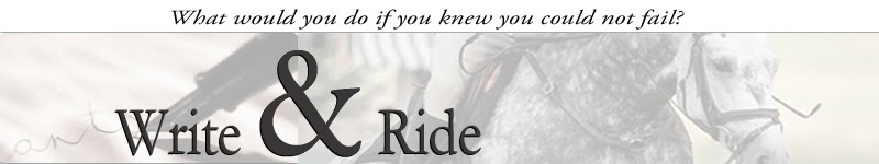 Write... and Ride