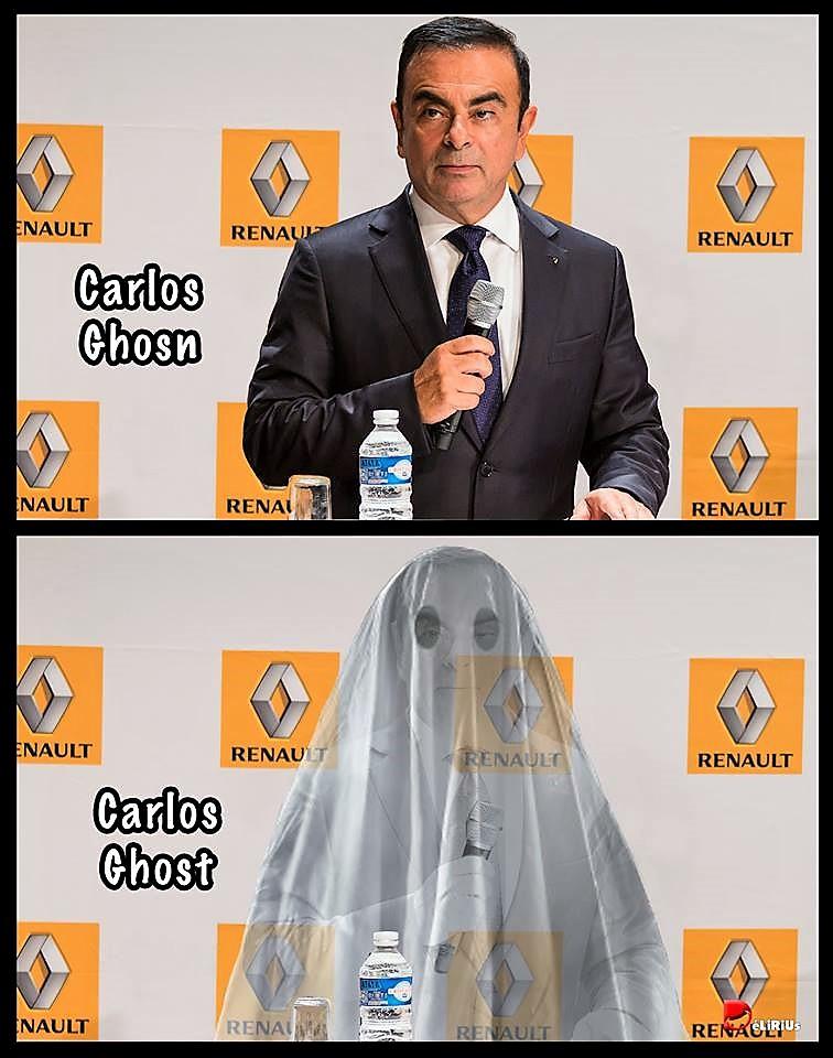 Carlos Ghost