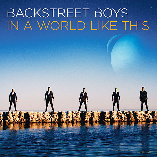 Backstreet Boys - In A World Like This - copertina tracklist traduzioni testi video download