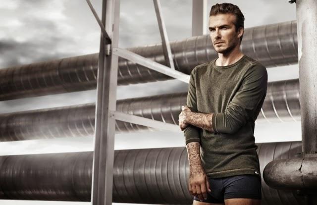 David Beckham, David Beckham H&M Bodywear Spring 2014, David Beckham H&M bodywear, H&M bodywear