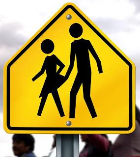No al acoso sexual a menores