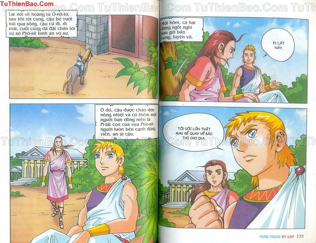 Thần thoại Hy Lạp Chapter 14 - Trang 66