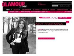 Glamour Online