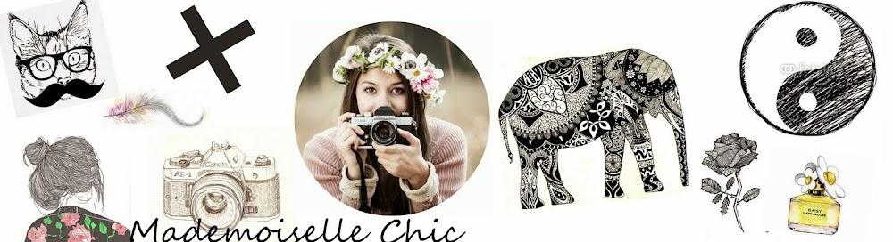 <center>Mademoiselle Chic ♥</center>