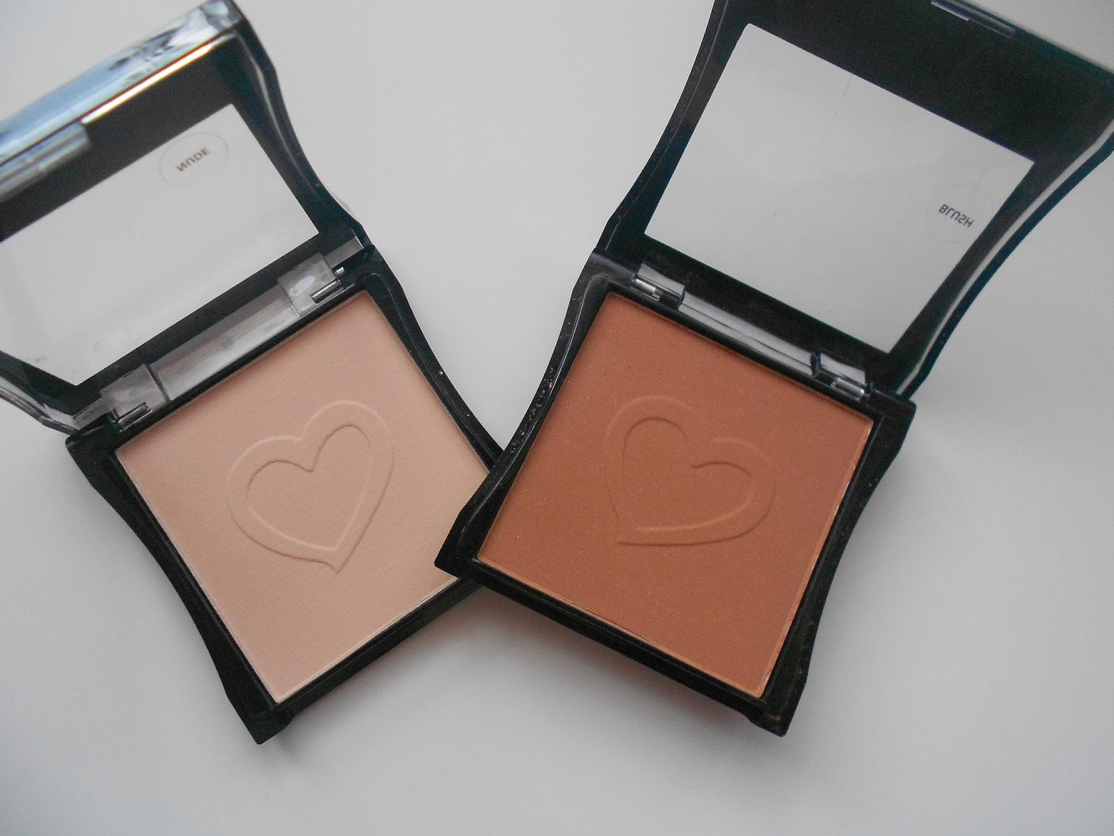 makeup rumours haul powder and bronzer
