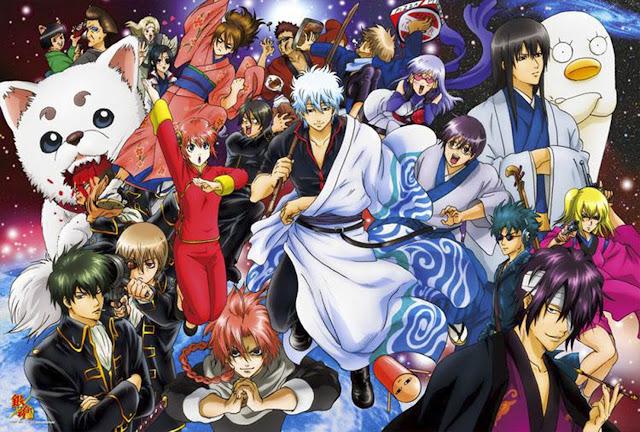 DESCARGAR GINTAMA 2015 (43/??)+ 1 OVA SUB ESPAÑOL
