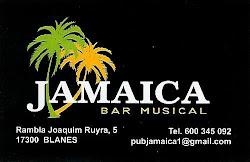 JAMAICA BAR MUSICAL