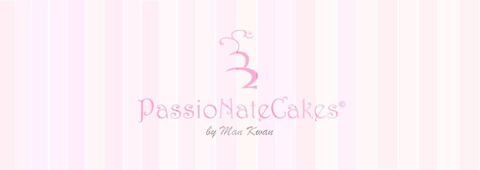 PASSIONATE CAKES BY MAN KWAN
