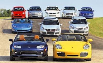 Σ.Ε.Α.Α: Ταξινομήσεις καινούργιων οχημάτων κατά τον Ιούλιο 2015