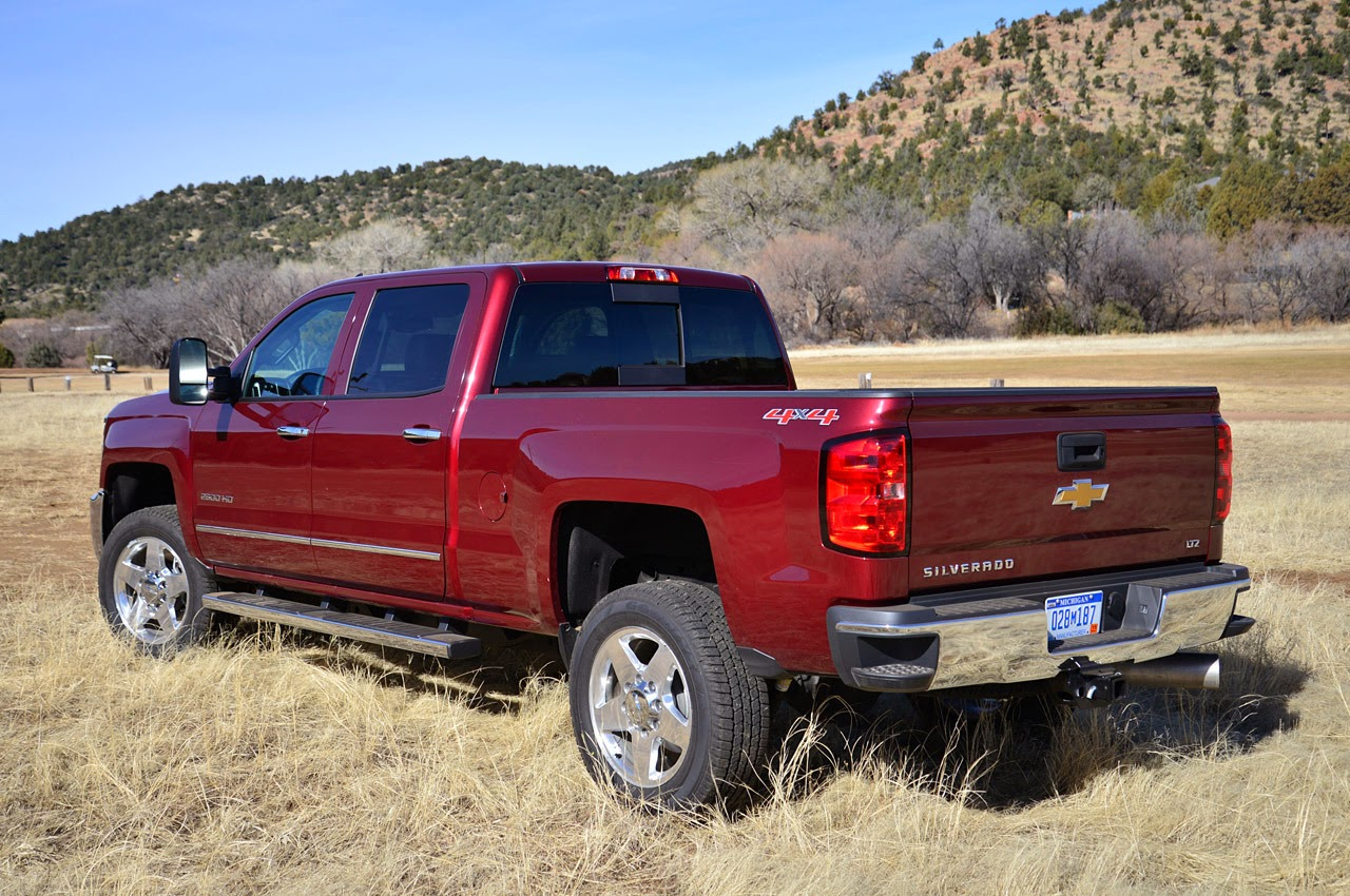 automotiveblogz 2015 chevrolet silverado 2500 hd first drive photos. Black Bedroom Furniture Sets. Home Design Ideas
