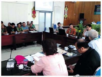 FGD Pengelolaan Lahan Gambut di Kabupaten Kapuas