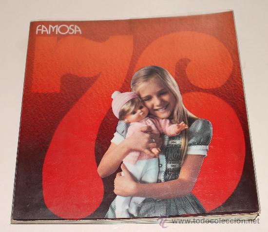 Catálogo Famosa 1976