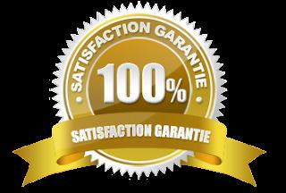 100% de clients satisfait