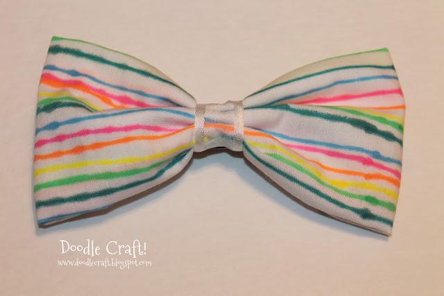 http://www.doodlecraftblog.com/2013/09/neon-sharpie-hair-bows-hot-glue-gun-week.html