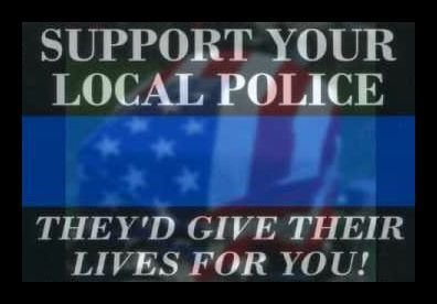 Police Officers Must Be Protected, So They May Protect US!