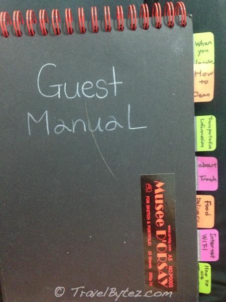 Guest Manual