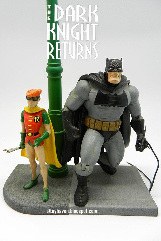 DC Direct Batman The Dark Knight Returns Robin Action Figure