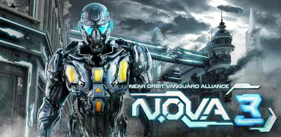 APK FILES™ N.O.V.A. 3 - Near Orbit Vanguard Alliance APK v1.0.5 ~ Full Cracked