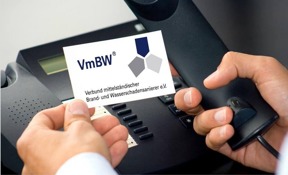 VmBW – Verbund mittelständischer Brand- und Wasserschadensanierer e.V.