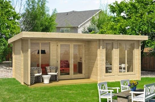 San benedetto ullano casette di legno stile italiano - Case di legno da giardino ...
