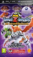 Invizimals: La Otra Dimension – PSP