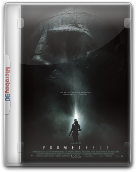 Prometheus (2012) 720p BRRip Latino-Inglés