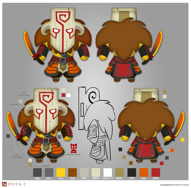 Charicreatures Blog Genevieve Tsai Dota 2 TI5