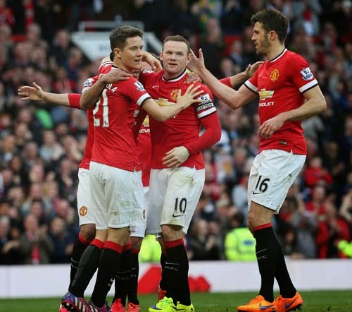 Video Full Match Manchester United vs Aston Villa 3-1 Premier League Matchday 31