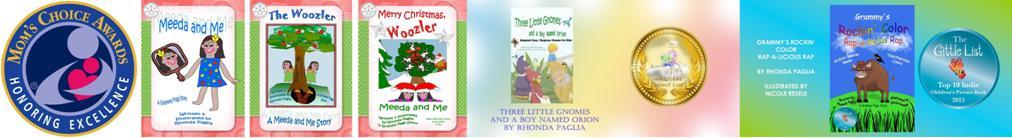 Rhonda Paglia, Children's Author