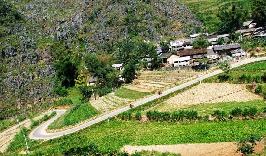 Cung đường Hà Giang