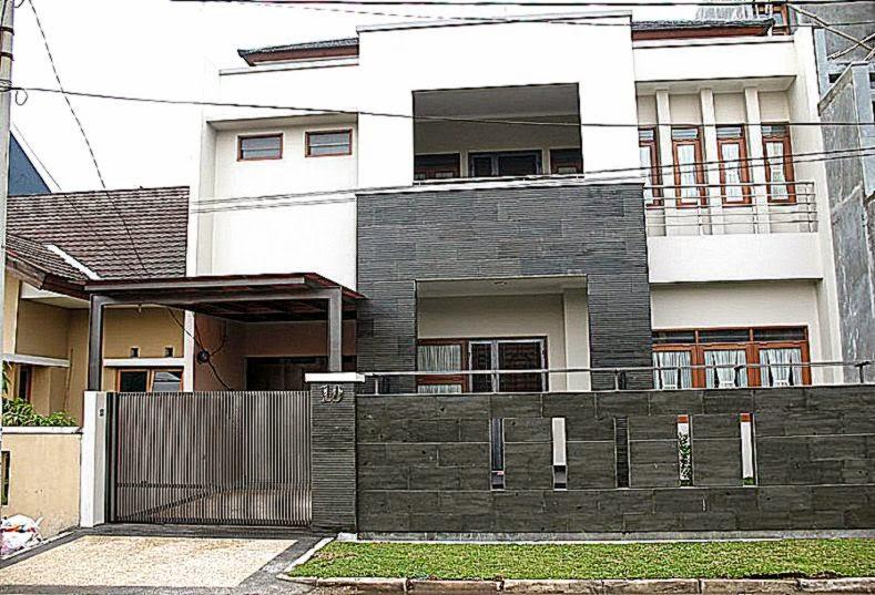 pagar tembok rumah minimalis design rumah minimalis