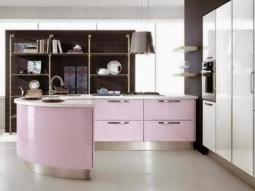 magic designs amazing modern curved kitchen design ideas. Black Bedroom Furniture Sets. Home Design Ideas