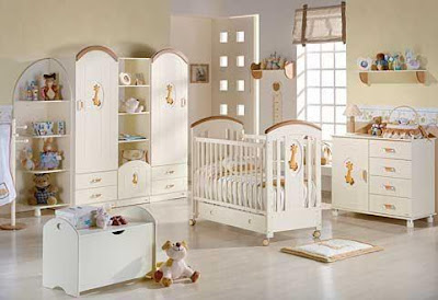 Decora tu casa decorar una habitacion para un bebe con - Decorar tu casa con poco dinero ...