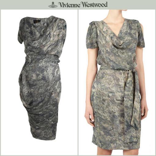 STONE DRESS - VIVIENNE WESTWOOD