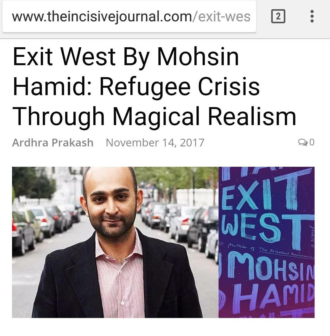 Exit West eBook by Mohsin Hamid  Rakuten Kobo