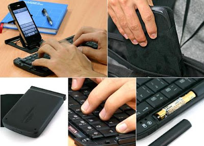 Creative and Stylish Foldable Gadgets and Products (18) 7