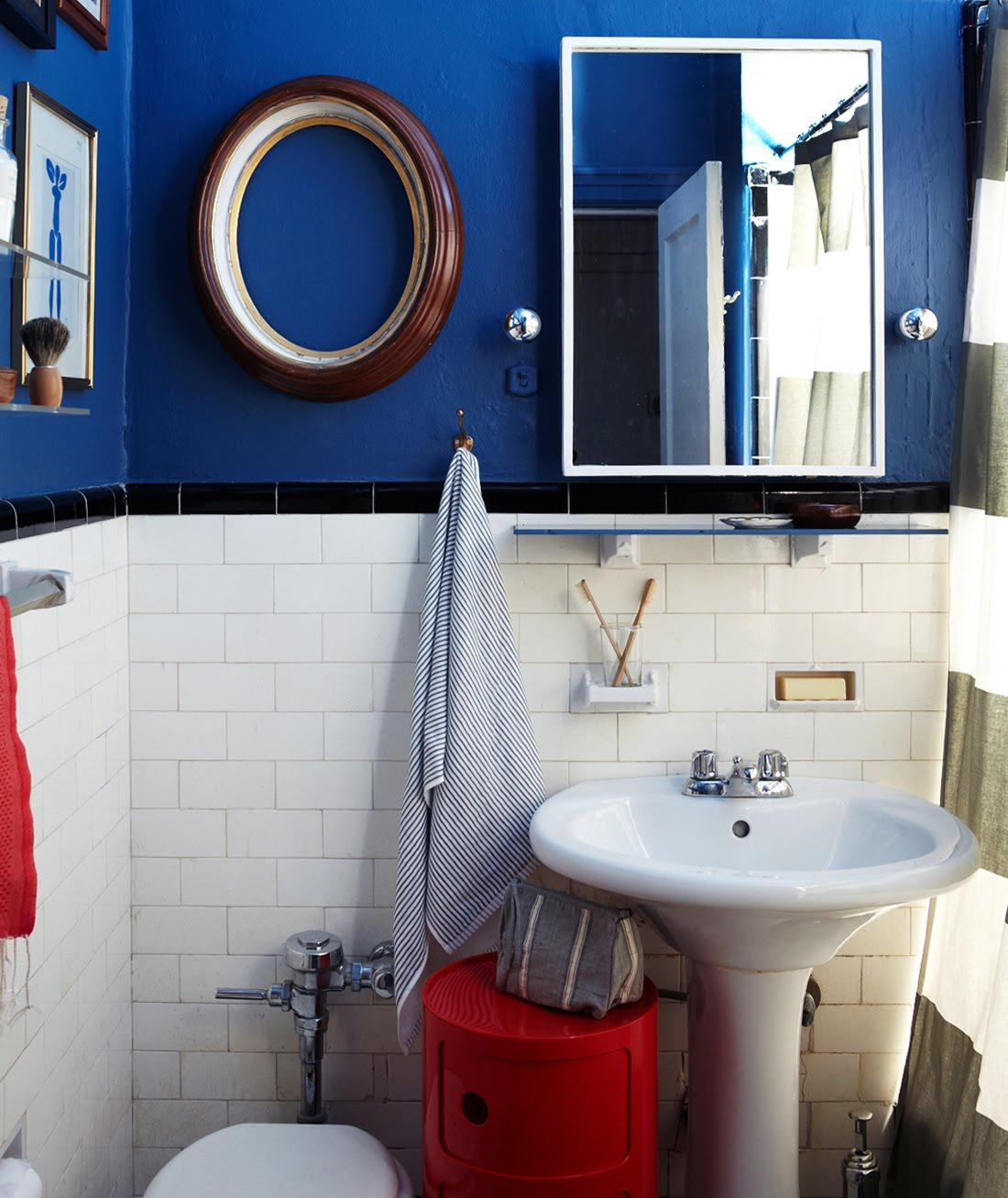 Bathroom Makeover Joanna Dard Cupofjo