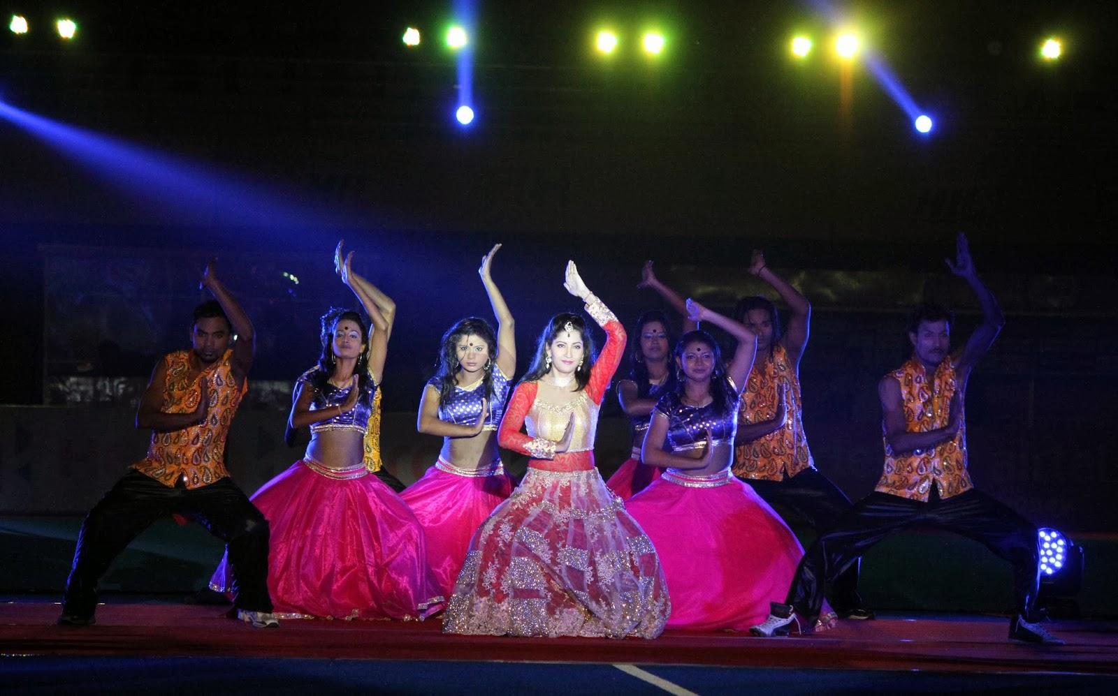 HHIL 2914: Odia movie star Akash and Anu Choudhury
