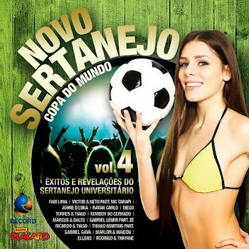 Novo Sertanejo - Vol.4: Copa do Mundo