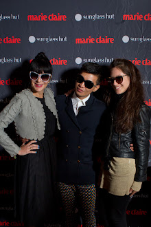 Aspasia (Marie Claire Editor, Brayn Boy and Alex (CapeTownGirl)