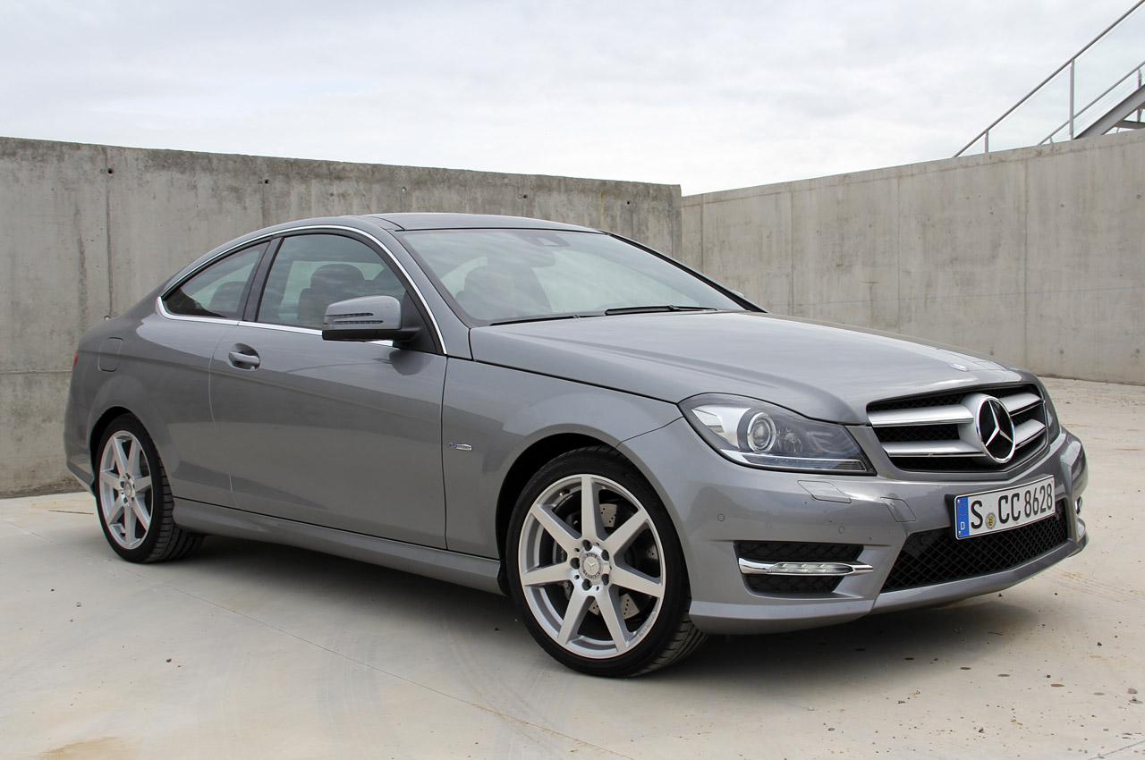 Mercedes benz exec promises c class convertible car dunia car news car reviews car - Mercedes c class coupe convertible ...