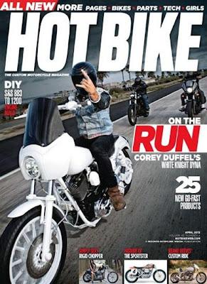 Hot Bike - April 2013 (HQ PDF)