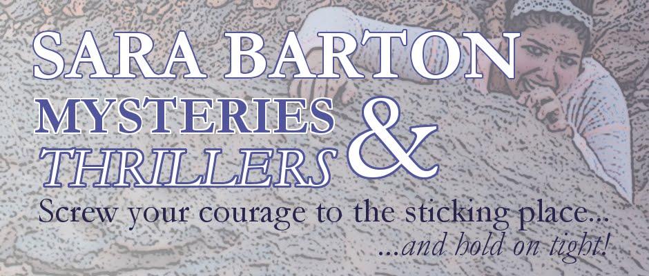 Sara Barton Mysteries