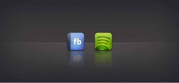 Social Iphone Icons
