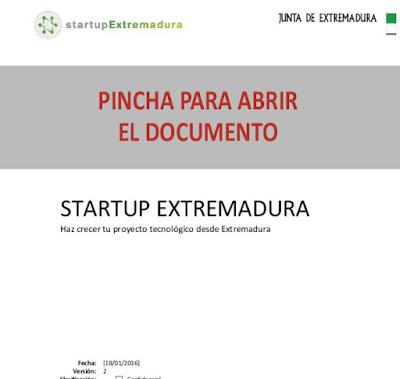 En Positivo. Comunidad Startup Extremadura