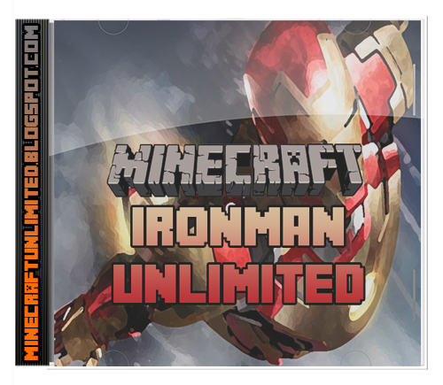 Iron Man Unlimited Mod carátula