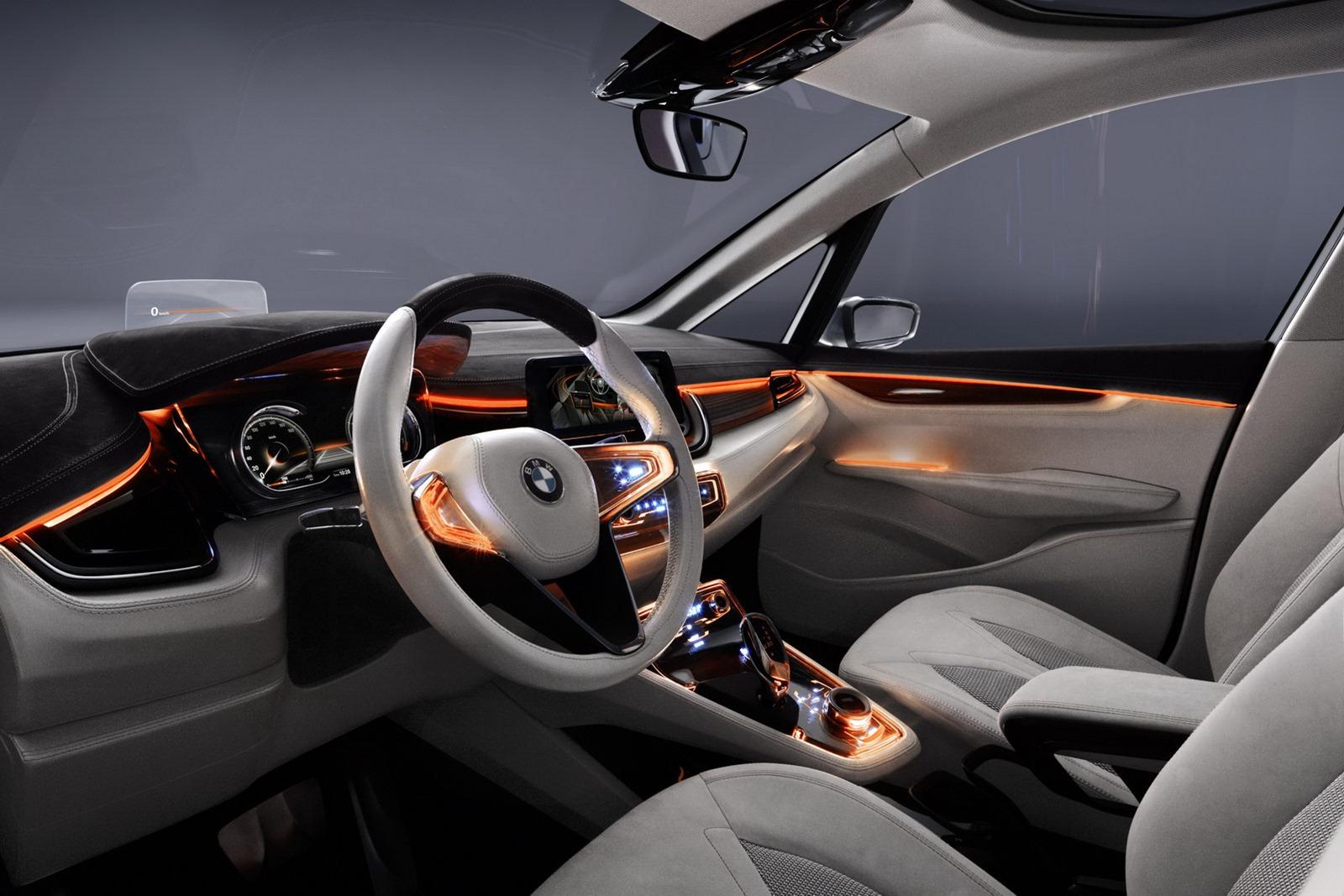 Auto Model 2012: BMW Active Tourer Concept (2012)